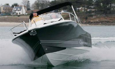 Essai White Shark 228