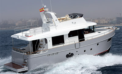Essai Beneteau Swift Trawler 50