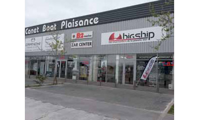 Un magasin Big Ship chez Canet Boat Plaisance