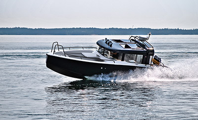Essai XO 270 RS Front Cabin