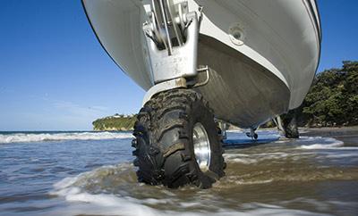 Zoom sur la marque de bateaux amphibies Sealegs