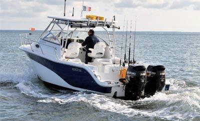 Essai Sea Fox 256 WA
