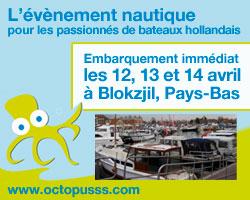 Evnement nautique pour les passionns de bateaux hollandais for Salon nautique amsterdam