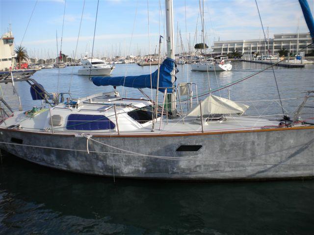 Photos de dujardin atlantis 34 images voiliers for Dujardin yachts