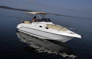 b2 marine 752 dc occasion 32863 annonce de bateau dinard marine 35 ref 11541. Black Bedroom Furniture Sets. Home Design Ideas