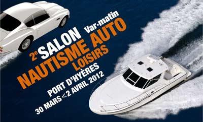 2me salon nautisme auto loisirs hyres salon nautique for Salon nautisme