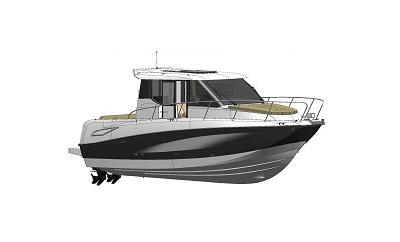 Le Quicksilver Activ 855 Cruiser arrive enfin