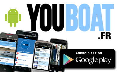 Youboat débarque sur le Play Store Android