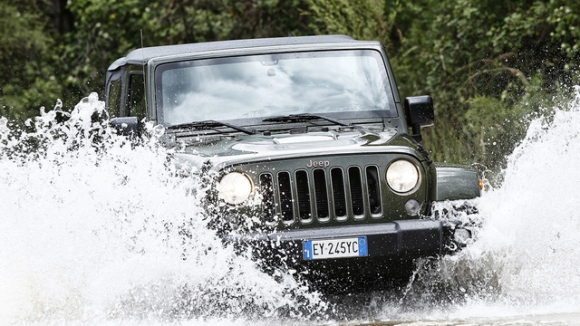 Nautic Paris 2016 : Jeep Wrangler Unlimited Nautic