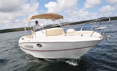 Essai Bayliner Avanti 8