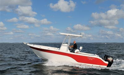 Essai Sea Fox 236 CC