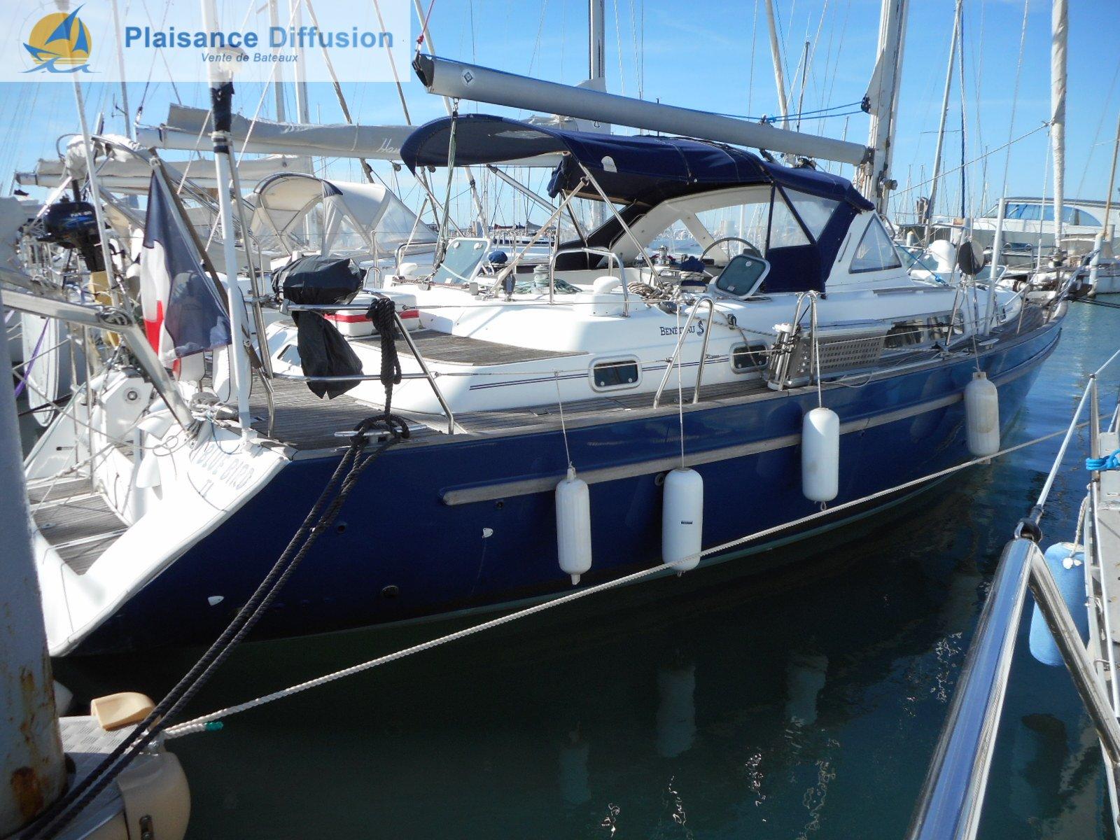 Photos de Beneteau Oceanis 40 Cc - Images voiliers | ID.111884