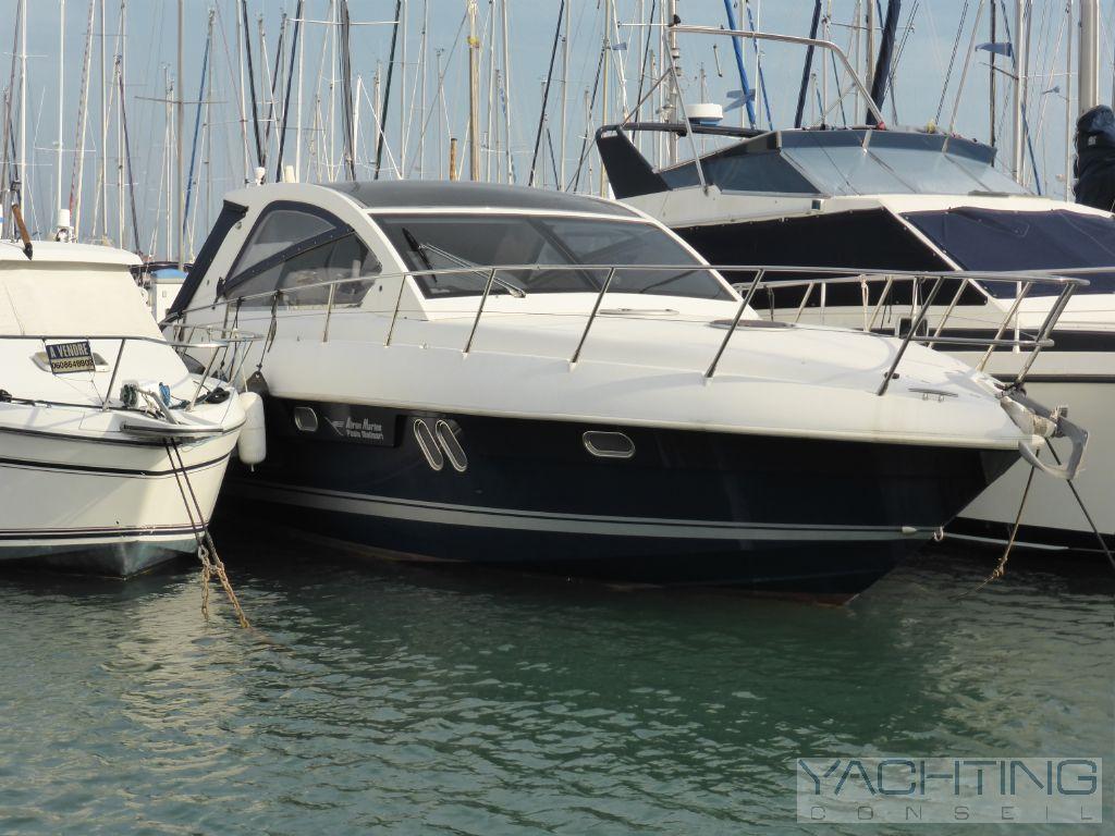 photos de airon marine 400 t top images bateau. Black Bedroom Furniture Sets. Home Design Ideas
